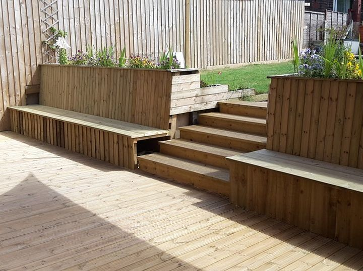 why choose top deck decking